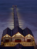 Saltburn Pier, Saltburn-By-The-Sea, Cleveland, England, United Kingdom, Europe Photographic Print by Jean Brooks