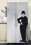 Charlie Chaplin 2 Wall Decal