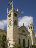 Parliament Building, Bridgetown, Barbados, West Indies, Caribbean, Central America Photographic Print by Rolf Richardson