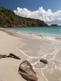 Anse de Grande Saline Beach, St. Barthelemy, West Indies, Caribbean, Central America Photographic Print by Sergio Pitamitz