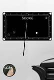 Ardoise Score Autocollant mural