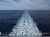 Cruise Ship, Bahamas, West Indies, Caribbean, Central America Photographic Print by Angelo Cavalli