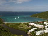 Anse Marcel Bay, St. Marten, West Indies, Caribbean, Central America Photographic Print by Sergio Pitamitz