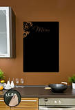 Ardoise Menu 2 Wall Decal