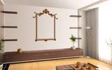 Le Cadre Baroque (sticker murale) Decalcomania da muro