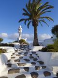 Monumento Al Campesino, La Casa Museo del Campesino, Mozaga, Lanzarote, Canary Islands, Spain Photographic Print by Stuart Black