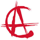 Anarchiste Autocollant