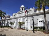 Museum, Puerto Rico Tourism Company, Paseo de La Princesa, San Juan, Puerto Rico, USA Photographic Print by Wendy Connett