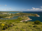 Willoughby Bay, Antigua, Leeward Islands, West Indies, Caribbean, Central America Photographic Print by Sergio Pitamitz