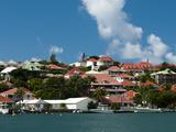Gustavia, Saint Barthelemy, West Indies, Caribbean, Central America Photographic Print by Sergio Pitamitz