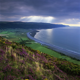 Stuart Black - Porlock Bay, Porlock, Somerset, England, United Kingdom, Europe - Fotografik Baskı