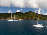 St. Barthelemy, West Indies, Caribbean, Central America Photographic Print by Sergio Pitamitz