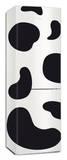 Refrigerateur Vache Autocollant