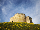 Cliffords Tower, York, Yorkshire, England Photographic Print by Mark Sunderland
