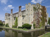 Hever Castle, Dating from the 13th Century, Childhood Home of Anne Boleyn, Kent, England, UK Photographic Print by James Emmerson
