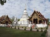 Wat Phra Singh, a Buddhist Temple, Chiang Mai, Thailand, Southeast Asia, Asia Photographic Print by Antonio Busiello