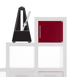 Le Metronome Wall Decal