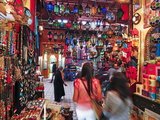 In the Souk, Marrakech, Morocco, North Africa, Africa Fotodruck von Gavin Hellier