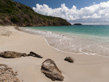 Anse de Grande Saline Beach, St. Barthelemy, West Indies, Caribbean, Central America Photographic Print by Sergio Pitamitz