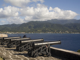 Fort Shirley, Cabrits National Park, Portsmouth, Dominica, West Indies, Caribbean, Central America Photographic Print by Rolf Richardson