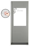 Refrigerateur Course 2 - Velleda Autocollant