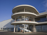 De La Warr Pavilion, Bexhill-On-Sea, East Sussex, England, United Kingdom, Europe Photographic Print by Jean Brooks