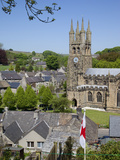 Tideswell Church, the Cathedral of the Peak, Peak District, Derbyshire, England, UK, Europe Photographic Print by Frank Fell