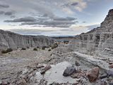 White Rock Badlands, Carson National Forest, New Mexico, United States of America, North America Photographic Print by James Hager
