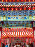 Thean Hou Chinese Temple, Kuala Lumpur, Malaysia, Southeast Asia, Asia Photographic Print by Gavin Hellier