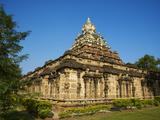 Vaikunta Perumal Temple, Kanchipuram, Tamil Nadu, India, Asia Photographic Print by  Tuul