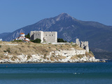 Pythagorion Byzantine Castle, Pythagorion, Samos, Aegean Islands, Greece, Europe Photographic Print by Stuart Black