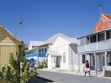 Historic Grant Building in Cockburn Town, Grand Turk Island, Turks and Caicos Islands, West Indies Photographic Print by Richard Cummins