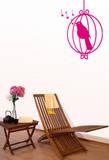 La Cage a Oiseaux Vinilos decorativos