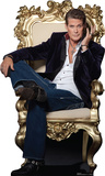 David Hasselhoff Lifesize Cardboard Poster Imagen a tamao natural