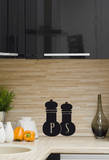 Sel Poivre Wall Decal