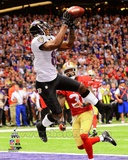 Anquan Boldin Touchdown Super Bowl XLVII Photo