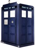 3 Dimensional Lifesize Tardis - Doctor Who Cardboard Standup Cardboard Cutouts