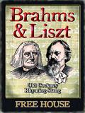 Brahms & Liszt - Metal Tabela