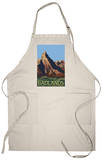 Badlands National Park, South Dakota Apron Apron
