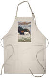 Cape Disappointment Lighthouse - the Columbia-Pacific Coast, c.2009 Apron Apron