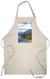 Lake McDonald Lodge - Glacier National Park, Montana Apron Apron