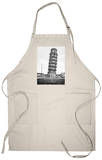 The Leaning Tower of Pisa Photograph - Pisa, Italy Apron Apron
