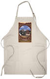Grand Canyon National Park, Arizona, Grand Canyon Railway Apron Apron