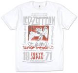 Led Zeppelin - Tokyo 71 T-shirty