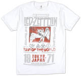 Led Zeppelin - Tokyo 71 Tshirts