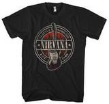 Nirvana - Established 1988 Guitar Stand Tričko