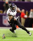 Ed Reed Interception Super Bowl XLVII Photo