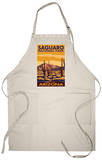 Saguaro National Park, Arizona Apron Apron