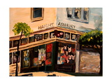 Love N Haight in Haight Ashbury Premium Giclee Print by Markus Bleichner