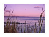 Sunset at Outer Banks, near Corolla Prints by Martina Bleichner